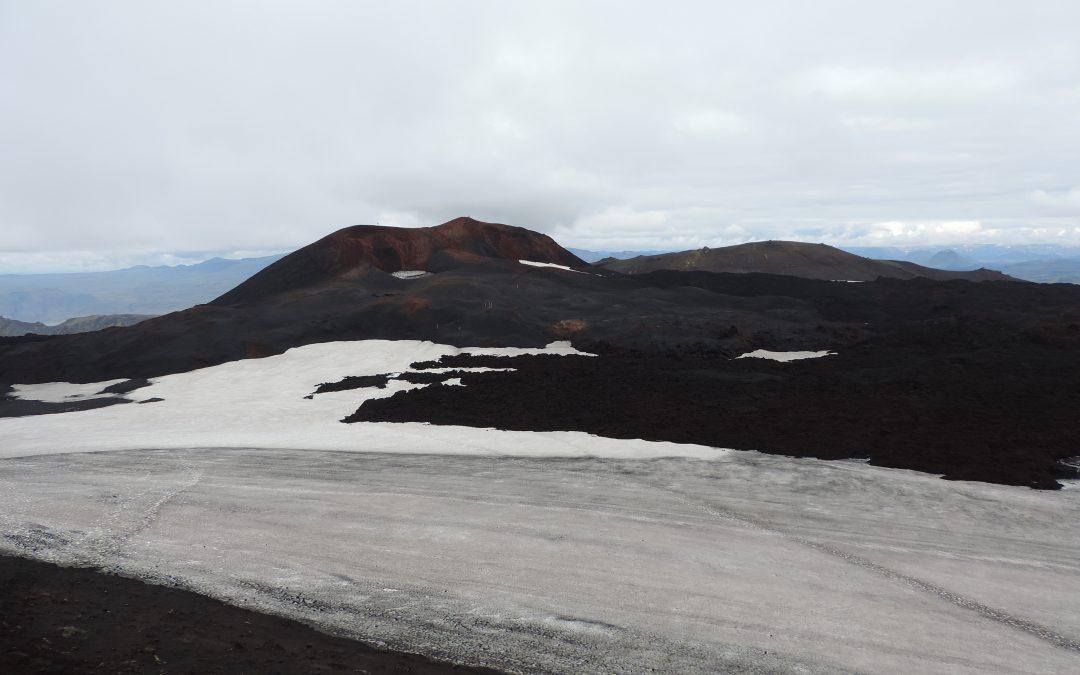 A la conquête de l'Eyjafjallajökul