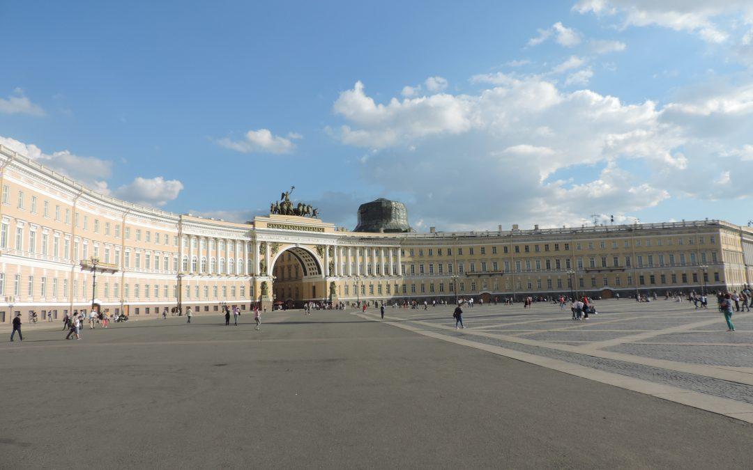 Campagne de Russie – Saint-Pétersbourg