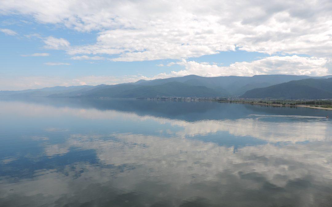 Autour du lac Baïkal