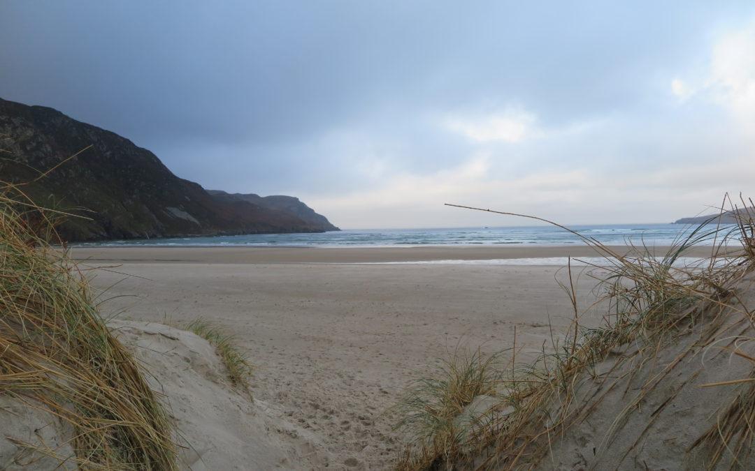 De la pluie, des falaises, du brouillard et parfois du soleil